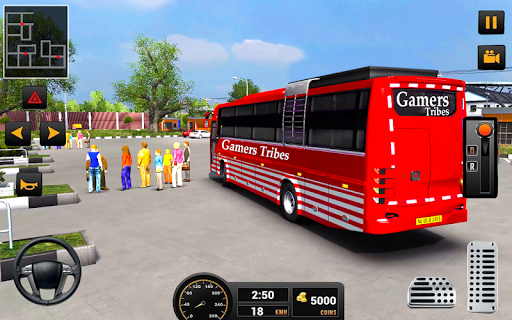 Bus Driver 21 - New Coach Driving Simulator Games 1.3 Screenshots 8