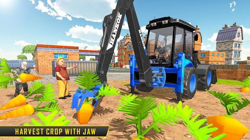 Heavy Excavator Sim 2021: Construction Simulator  screenshots 8