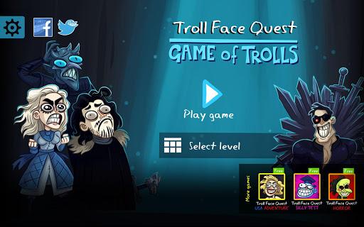Troll Face Quest: Game of Trolls  screenshots 10