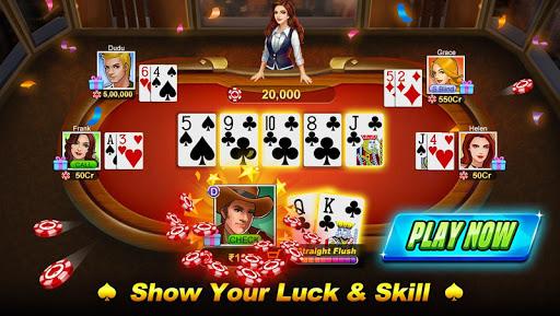 Poker Deluxe: Texas Holdem Online screenshots 4