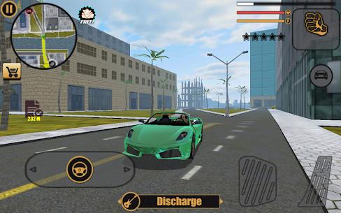 Miami crime simulator Mod Apk (Unlimited Upgrade Points) 6
