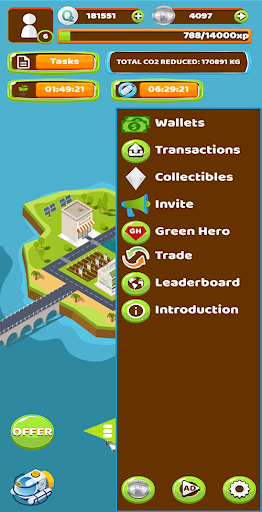CO2 Cards - Play & reduce real-life CO2 emissions! 1.2.8 screenshots 8