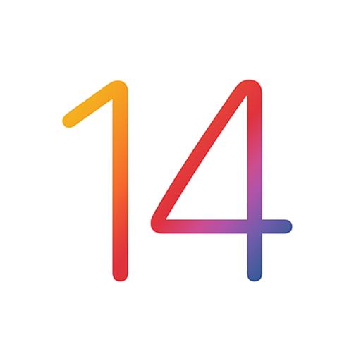 Lanceur iOS 14 Android