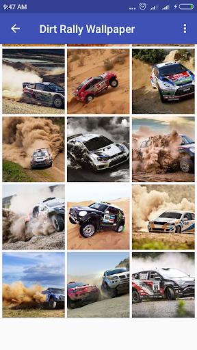 best dirt rally wallpaper screenshot 3