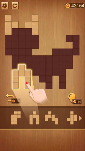 BlockPuz: Jigsaw Puzzles &Wood Block Puzzle Game 1.301 screenshots 2