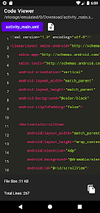 Code Viewer APK 5.2 [PAID] Download for Android 1
