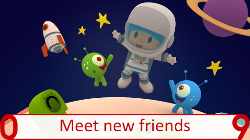 Pocoyo 1, 2, 3 Space Adventure: Discover the Stars  screenshots 18