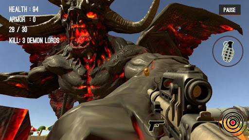 Monster Killing City Shooting II  screenshots 10