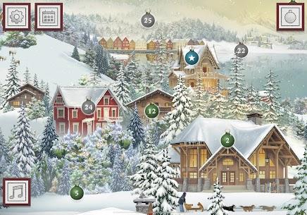 Jacquie Lawson 2020 Nordic Advent Calendar 9