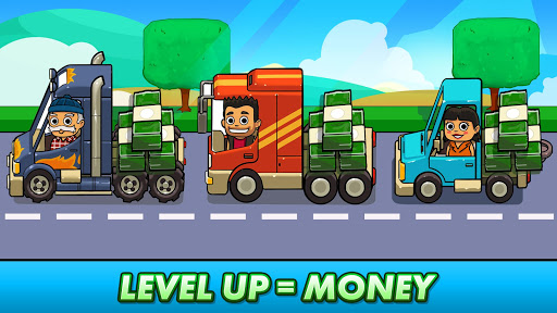 Transport It! - Idle Tycoon 1.40.1 screenshots 2