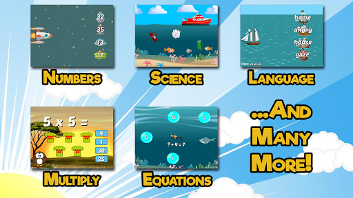 Second Grade Learning Games  screenshots 2