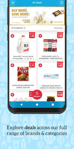 Clip the Deal & ClipBox - Grocery Offers & Samples  screenshots 2