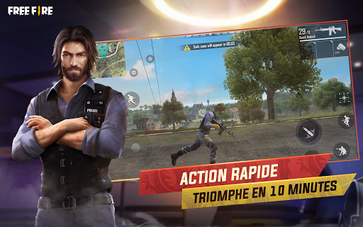 Télécharger Garena Free Fire - Rampage APK MOD (Astuce) screenshots 3