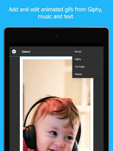 PicPlayPost Collage Maker, Slideshow, Video Editor 3.81.0_g_g Screenshots 11