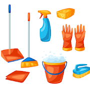 Baby House Cleaning Game : Home Cleaning