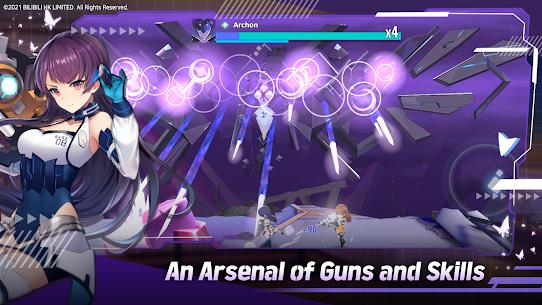Girl Cafe Gun Apk Mod Download 2
