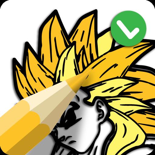 Baixar the dragon coloring of the manga bal anime para Android