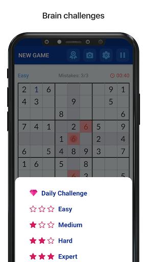 Sudoku - Free Classic Sudoku Puzzles  screenshots 8
