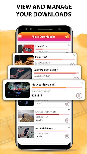 All Video Downloader 2020 - Download Videos HD apktram screenshots 15