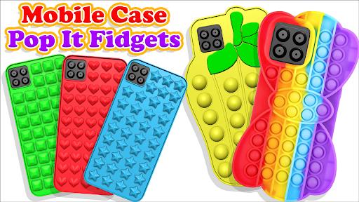 pop it popop fidget toys push poppet anti anxiety 1.0.3 screenshots 1