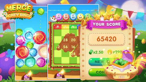 Merge Money Bingo - Win More Gifts  screenshots 1