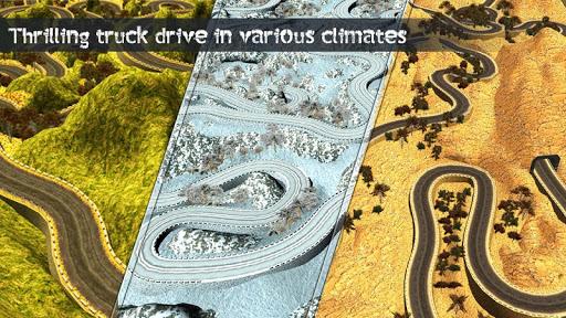 American Truck Driving Simulator - New Game  screenshots 12