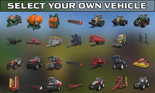 Khakassia Mega Organics Tractor Farming SIM 2021  screenshots 2