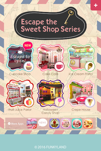 Escape the Sweet Shop Series apkmr screenshots 9