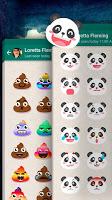 Scary Ghost Emoji Stickers