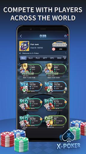 X-Poker - Online Home Game 1.3.0 Screenshots 5