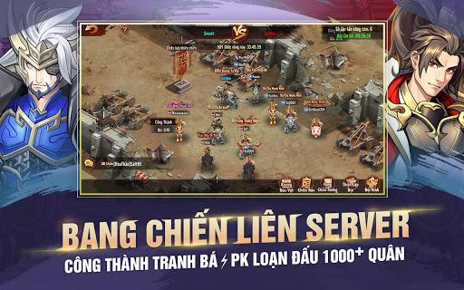 Tu00e2n OMG3Q VNG - u0110u1ea5u Tu01b0u1edbng Tam Quu1ed1c Thu1ebf Hu1ec7 Mu1edbi  screenshots 5