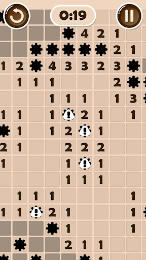 Puzzle game: Real Minesweeper apktram screenshots 6