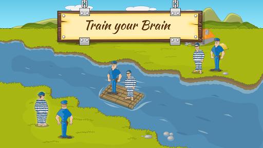 River Crossing IQ Logic Puzzles & Fun Brain Games 1.2.2 Screenshots 12