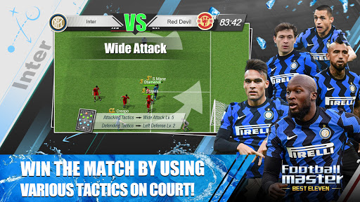 Code Triche Football Master (Astuce) APK MOD screenshots 4