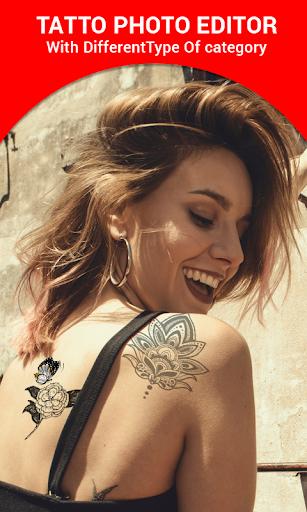 Tattoo photo editor pro 2021 Tattoo my photo android2mod screenshots 5