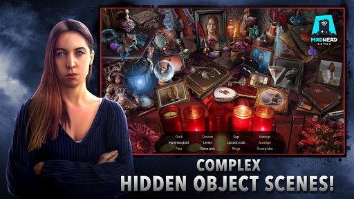Adam Wolfe: Dark Detective Mystery Game 1.0.1 screenshots 15