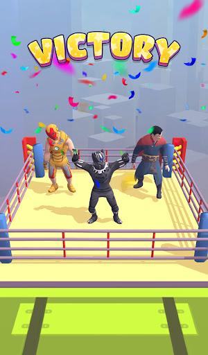 Superhero Run - Epic Transform Race 3D  screenshots 4