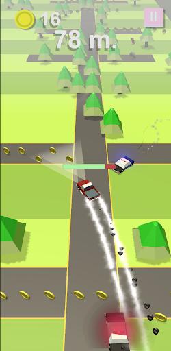 Code Triche Drift 'n Run (Astuce) APK MOD screenshots 4