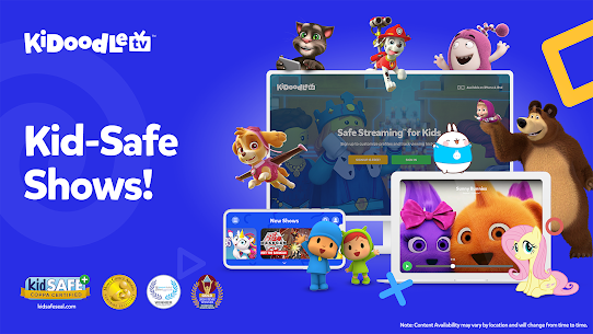 Kidoodle.TV – Safe Streaming™ 5