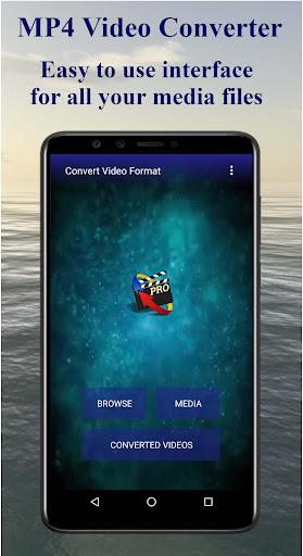 Mp4 Video Converter  screenshots 1