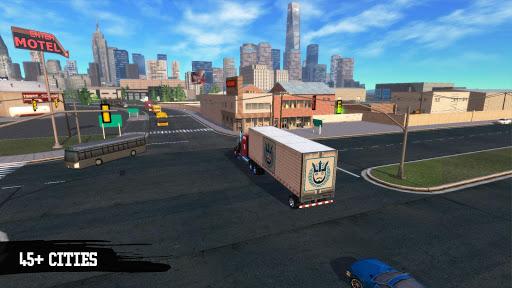 Truck Simulation 19 1.7 screenshots 5