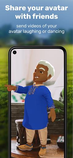 Krikey: Create 3D Avatar + Play AR Games! android2mod screenshots 4