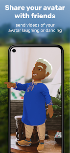 Krikey: Play AR Games | Create 3D Avatar to share! Screenshot