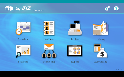 Foto do TapBiz Business Manager