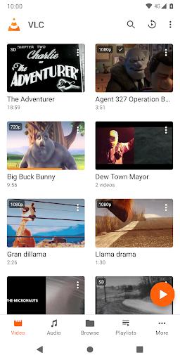 VLC for Android apktram screenshots 1