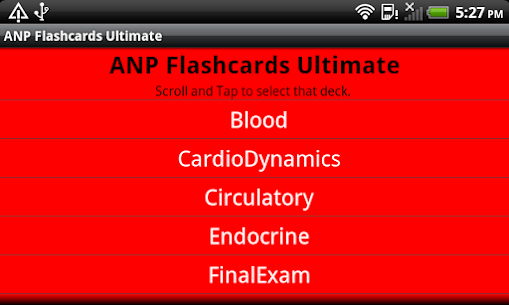 ANP Flashcards Ultimate For Pc | How To Install (Download Windows 10, 8, 7) 4