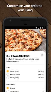 Debonairs Pizza 2.1.157 Screenshots 3