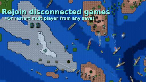 Rusted Warfare - RTS Strategy apkdebit screenshots 5