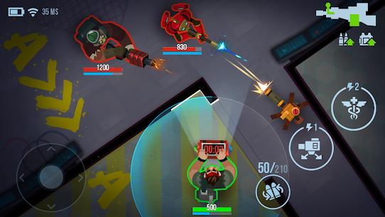 Bullet Echo Nişancı Oyunu Full Apk İndir 4