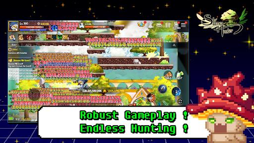 Slime Hunter : Wild Impact  screenshots 19
